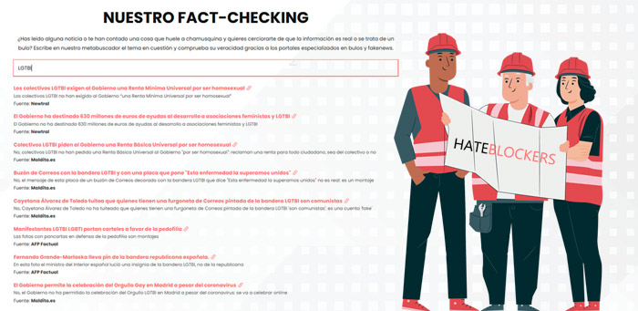 Fact-Checking, llámalo busca bulos, pero úsalo